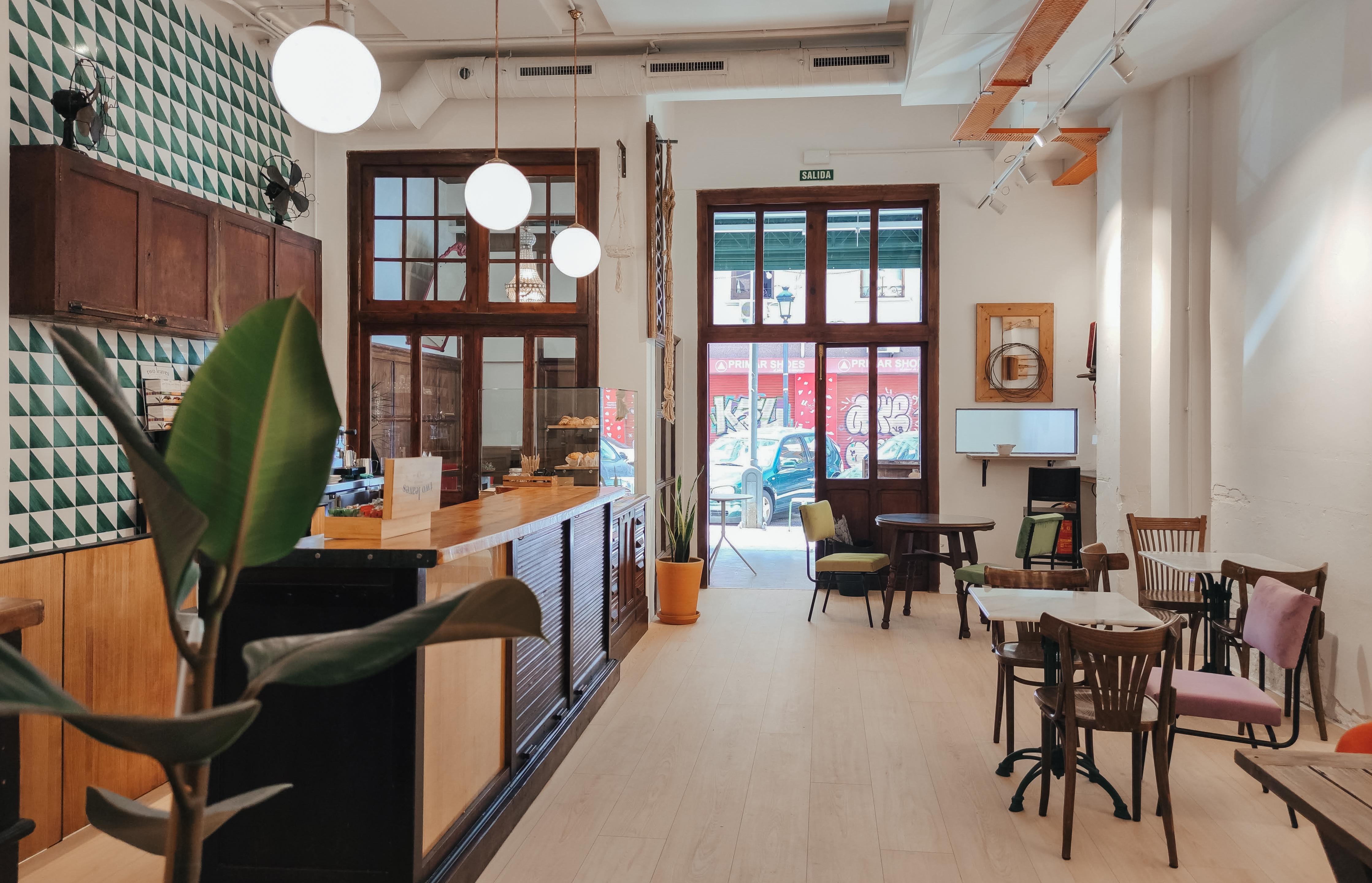 cafeteria cafe de co valencia